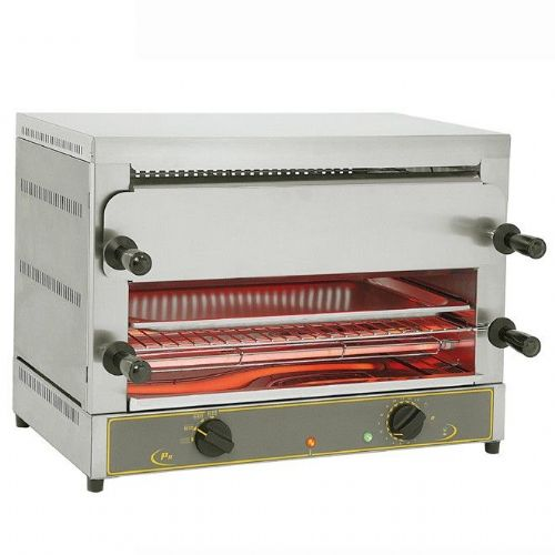 Roller Grill TS3270 Double Snack Grill Quartz Grills
